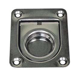 Alzapagliolo in acciaio inox da mm.55x65
