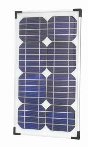 Pannello solare potenza di ricarica 10 W