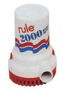 Pompa di sentina RULE mod 2000