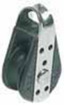 Microbozzello nylon acc.inox attacco fisso mm 4/6