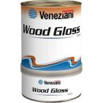 VENEZIANI-WOOD GLOSS trasparente lucida da lt.0,75