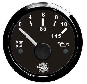 Pressione olio scala 0-10 BAR 12/24 V