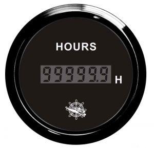 Contaore orologio tipo digitale scala da 0 -99999 ore