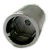 Zinco ricambio esagonale per assi da mm 40