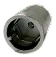 Zinco ricambio esagonale per assi da mm 45
