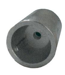 Zinco ricambio radice per assi da mm 25