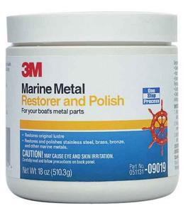 Metal Restorer and Polish orig. 3M in tubetto