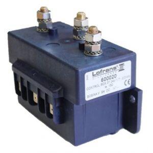 Control Box per salpancora a 12 V  1700 W. 3 poli