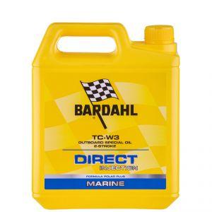 Olio sintetico BARDAHL DFI per motori ad iniezione OPTIMAX da lt 5