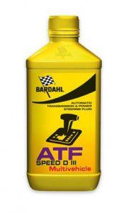 Olio BARDAHL ATF idraulico da 1 lt.
