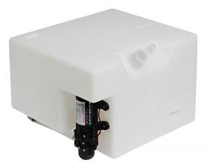 Serbatoio per acqua con autoclave da lt. 32