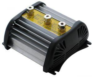 Ripartitore di carica automatico ad una uscita 2 x 70 Amp.