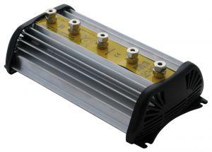 Ripartitore di carica automatico ad una uscita 3 x140 Amp.
