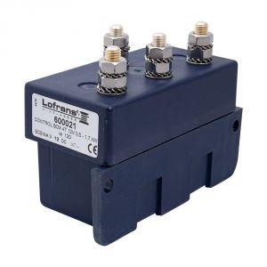 Control Box per salpancora a 12 V  1700 W. 4 poli