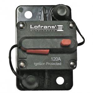 Interruttore magnetotermico automatico da parete Lofrans