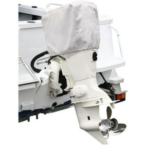 Coprimotore in PVC per motori fuoribordo da 15 a 30 HP